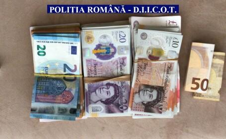 Bărbat din Călărași, prins de DIICOT cu droguri de mare risc și peste 10.000 de euro