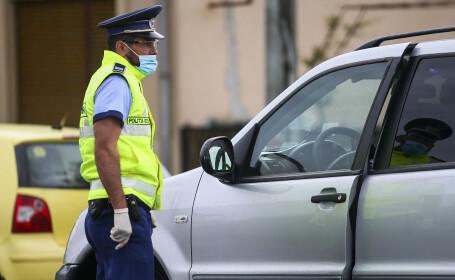 Focar la DGPMB. Zece poliţişti de la Serviciul Furturi Auto, confirmaţi cu coronavirus, alţi zece în izolare la domiciliu