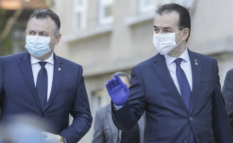 """Ce spune ministrul Sănătății despre fotografia în care premierul fumează. """"Am avut o discuție"""""""