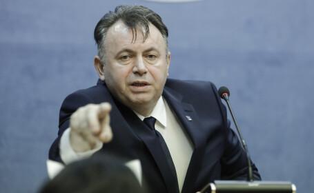 Ce spune Tătaru despre vaccinarea anti-Covid: Nu va fi obligatorie