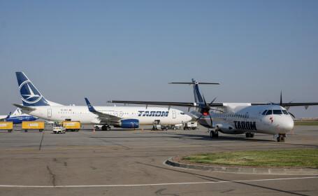 Tarom introduce noi curse interne către Constanța. Zborul va dura mai puţin de o oră