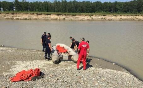 Zi blestemată în Brăila. Patru pescari au murit într-un interval de câteva ore