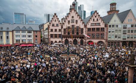 Revoltă mondială fără precedent împotriva rasismului, o altă \