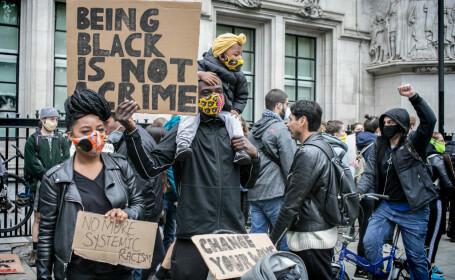 proteste londra