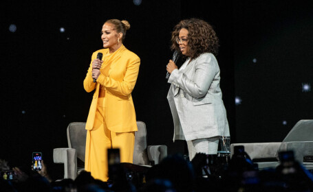 Oprah și J Lo