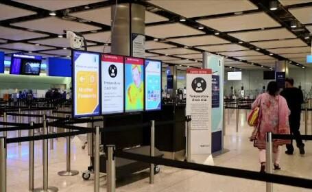 Marea Britanie a introdus carantina obligatorie pentru persoanele care intră în țară