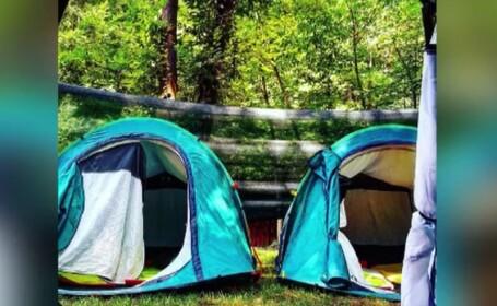 Reguli noi pentru grădinițe, copiii ar putea dormi în corturi. Ce jucării sunt interzise