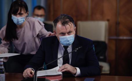 """Ce spune Tătaru despre prelungirea stării de alertă: """"Este o stare de risc epidemic major"""""""