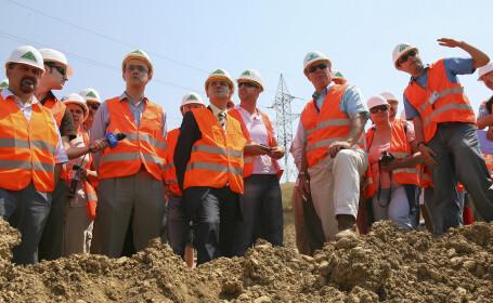 Încep lucrările pentru finalizarea Autostrăzii Brașov- Oradea