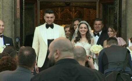 Gigi Becali nunta fiica