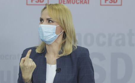 Gabriela Firea și l-ar dori viceprimar pe Nicușor Dan. Ce crede că ar fi făcut Ceaușescu în locul ei
