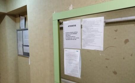 Caz inedit la Iași. Poezie pentru cel care a vandalizat blocul