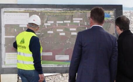 România a construit doar 6 km din autostrada Comarnic - Brașov