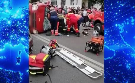 Impact mortal în Constanța. Câți ani are șoferița vinovată pentru accident