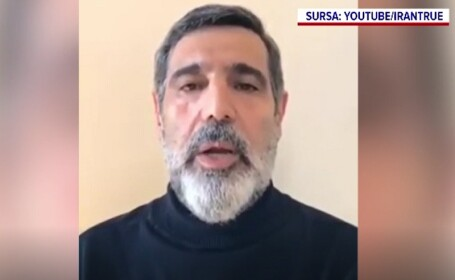 Ultimul mesaj transmis de iranianul care a căzut de la etaj, într-un hotel din Capitală