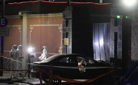 Un tânăr a intrat cu maşina în poarta Ambasadei Chinei din Buenos Aires. Ar fi strigat că are explozibil