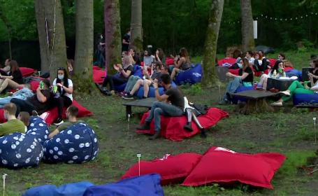 Primul festival în aer liber după perioada de restricții are loc la Iași