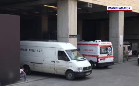 Sinucidere șocantă într-un mall din Timișoara. Ce s-a întâmpat
