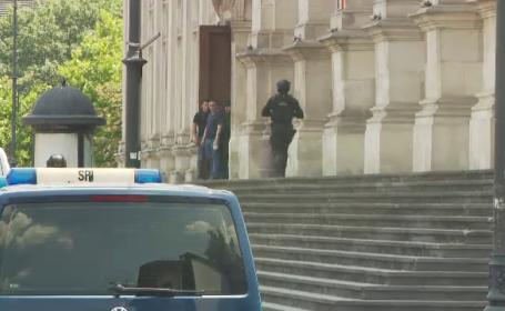 """Alarmă cu bombă la Curtea de Apel București. Sute de oameni au fost evacuați: """"Dar ce suntem noi, teroriști?"""""""