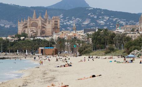 spania plaja