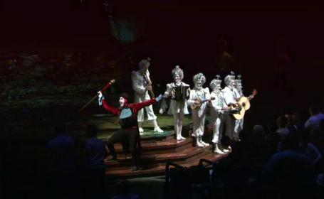 """Legendarul """"Cirque du Soleil"""", aproape de colaps, cu datorii de un milliard de dolari. Unde a găsit o plasă de susținere"""