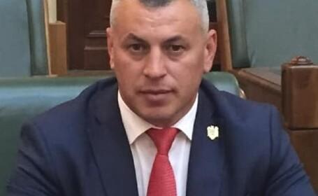 Prim-vicepreședintele PNL Vrancea, Daniel Moroșanu