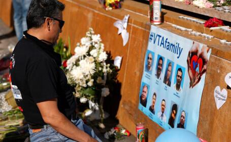 VIDEO. Un bărbat din California şi-a împuşcat 9 colegi, apoi şi-a tras două gloanţe în cap