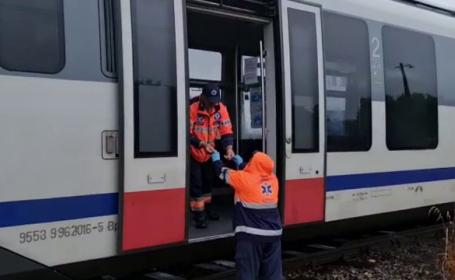 """Mărturia mecanicului din trenul groazei: """"În momentul în care am reușit să opresc trenul, am leșinat"""""""