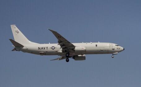 Un avion american antisubmarin a fost interceptat de către un MiG rusesc deasupra Mării Barents
