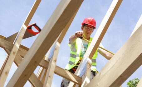 Lucrător în construcții