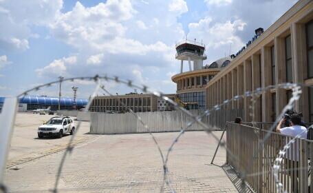 Lucrările la Aeroportul Băneasa vor fi gata pe 21 iulie. Pasagerii pot ajunge în avion în 30 de minute