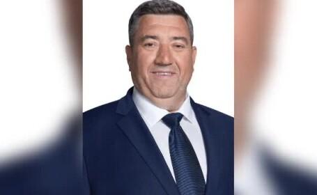 Robert Ștefan, primar, Stefanesti