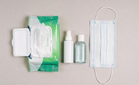 Zeci de milioane de produse pentru protejarea anti-COVID, confiscate pentru că erau necorespunzătoare
