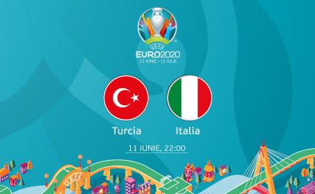 euro 2020, turcia, italia