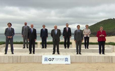 China și Rusia acaparează discuția la Summitul G7, chiar dacă nu sunt membre ale Grupului