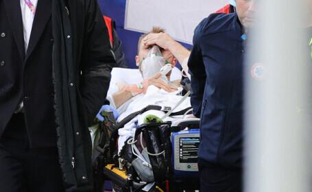 Primul interviu cu Eriksen după ce a suferit un stop cardiac pe teren. \