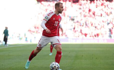 Lumea fotbalului, alături de Christian Eriksen: Reacții după incidentul de la meciul Danemarca - Finlanda