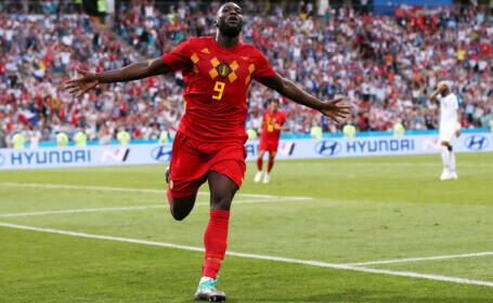 "Belgia - Rusia, 3-0 la EURO 2020. Lukaku, mesaj pentru Eriksen după gol: ""Chris, te iubesc\'\'"