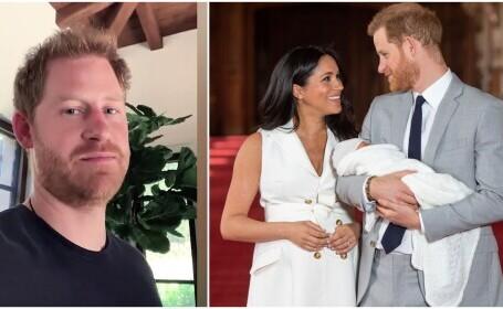 Lilibet, fiica lui Meghan și Harry, nu este și nu va fi prințesă! Nici fratele ei nu are titlu regal