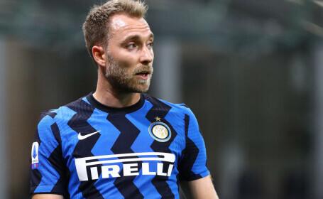Inter Milano respinge speculațiile. Ce a declarat directorul clubului despre situația lui Christian Eriksen