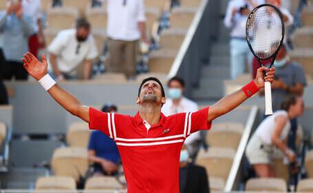 Novak Djokovic, campion la Roland Garros. Este al 19-lea său trofeu de Mare Șlem