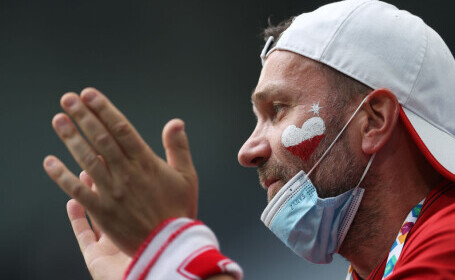 Polonia- Slovacia, la EURO 2020. Meciul arbitrat de Ovidiu Hațegan poate fi urmărit pe PRO TV și pe VOYO.RO