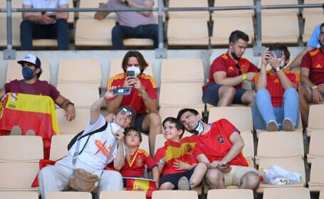 Spania - Suedia, la EURO 2020. Meciul poate fi urmărit pe PRO TV și pe VOYO.RO