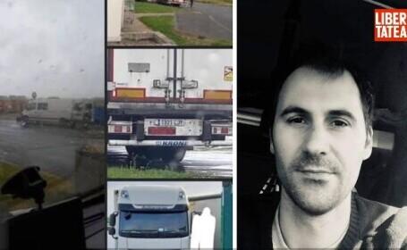 Au fost prinși bărbații care l-ar fi ucis pe Mihai, șoferul român de TIR înjunghiat într-o parcare din Franța