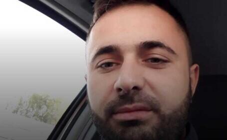 Ionel Bușă s-a spânzurat! Bucureșteanul care și-a înjunghiat iubita a fost găsit mort