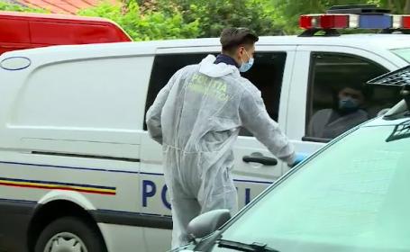 Crima îngrozitoare, urmată de sinucidere în București. Tânăra a fost ucisă în fața fetiței de 4 ani