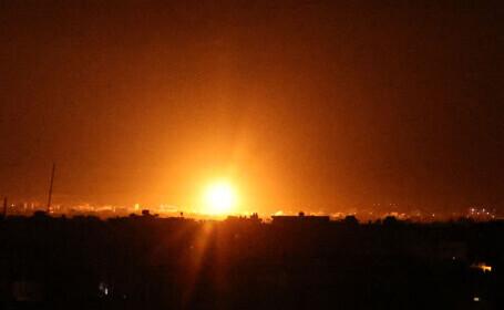 Israel atac Fâșia Gaza