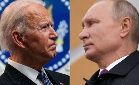 Astăzi are loc întâlnirea dintre Biden și Putin de la Geneva. Ce urmează să discute cei doi președinți