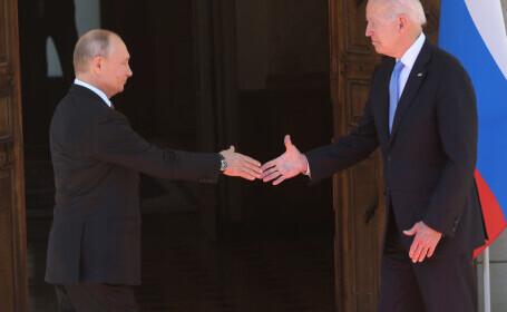 Summitul Biden-Putin s-a încheiat. Ambasadorii celor două țări se vor întoarce la post