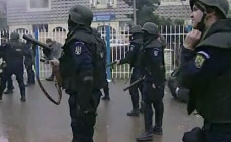 Polițiștii și jandarmii veterani se judecă cu MAI, pentru diurna din zonele de război. Sunt în joc minim 20 milioane de euro